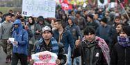 Migrants Calais Jungle 1280