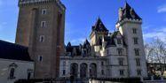 château à Pau