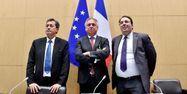 fenech dewael pietrasanta commission parlementaire attentats