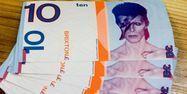David Bowie billets