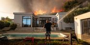 Incendie Marseille Martigues