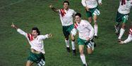 Deuxième but bulgare contre la France en 1993 (1280x640) Pascal GUYOT/AFP