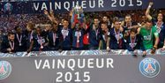 Le PSG vainqueur de la Coupe de France (1280x640) Franck FIFE/AFP