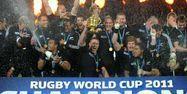 Nouvelle Zélande Mondial 2011 rugby WILLIAM WEST / AFP