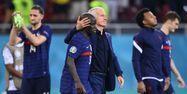 Didier Deschamps équipe de France Suisse Euro @AFP