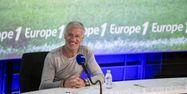 """Didier Deschamps sur le plateau de """"Face aux auditeurs"""" (1280x640) Éric Frotier de Bagneux/Capa Pictures/Europe 1"""