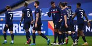 Equipe de France Suède Ligue des nations FRANCK FIFE / AFP