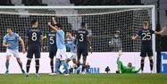 But City PSG Ligue des champions Anne-Christine POUJOULAT / AFP