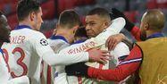Kylian Mbappé doublé Bayern Munich PSG Ligue des champions Christof STACHE / AFP