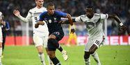 Mbappé face à l'Allemagne (1280x640) FRANCK FIFE / AFP