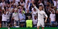 Cristiano Ronaldo Real Atlético Ligue des champions JAVIER SORIANO / AFP 1280