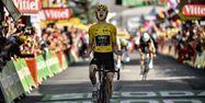 Thomas sur le Tour 2018 (1280x640) Marco BERTORELLO / AFP