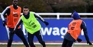 Wissam Ben Yedder à l'entraînement avec les Bleus (1280x640) FRANCK FIFE / AFP