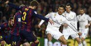 Piqué face à Ronaldo en Liga (1280x640) Lluis GENE/AFP
