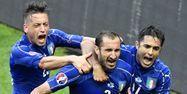 Italie Espagne Giorgio Chiellini MIGUEL MEDINA / AFP 1280