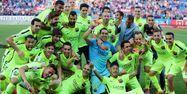 FC Barcelone Espagne 1280 AFP