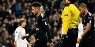 Neymar et Kylian Mbappé à Madrid (1280x640) CHRISTOPHE SIMON / AFP