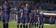 FIFA 16 PSG capture d'écran