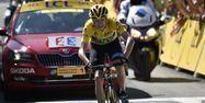 Chris Froome sur le Tour 2015 (1280x640) Eric FEFERBERG/AFP