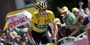 Christopher Froome à l'Alpe d'Huez (1280x640) Lionel BONAVENTURE/AFP