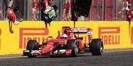 Sebastian Vettel en Hongrie (1280x640) Ferenc ISZA/AFP