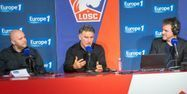 Galtier Face aux auditeurs Marc Van Ceunebroeck/Europe1/Losc