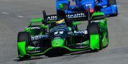 Sébastien Bourdais en IndyCar (1280x640) Robert LABERGE/Getty Images/AFP