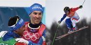 Les médaillés du ski de fond et le skicross (1280x640) Montage AFP Christof STACHE/Martin BUREAU