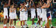 Équipe de France de basket féminin (1280x640) Mark RALSTON / AFP