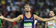 Kévin Mayer sur le décathlon (1280x640) Jewel SAMAD / AFP