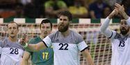 Les frères Karabatic face au Brésil (1280x640) JAVIER SORIANO/AFP