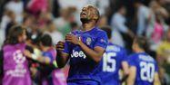 Patrice Evra face au Real Madrid (1280x640) Curto de la Torre/AFP