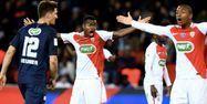 Défenseurs de Monaco face au PSG (1280x640) Franck FIFE/AFP