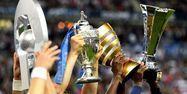 Les quatre trophées du PSG cette saison (1280x640) Franck FIFE/AFP
