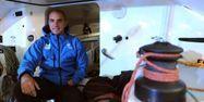 Route du Rhum Damien Seguin handicap vendée globe JEAN-FRANCOIS MONIER / AFP 1280