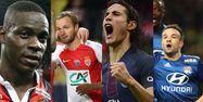 Montage Ligue 1 Nice Monaco PSG Lyon 1280x640 Photos AFP