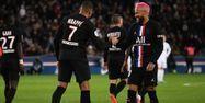 Mbappé Neymar PSG FRANCK FIFE / AFP