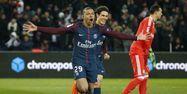 Neymar sur civière face à l'OM (1280x640) GEOFFROY VAN DER HASSELT / AFP
