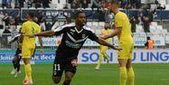 Kamano Bordeaux Ligue 1 NICOLAS TUCAT / AFP 1280