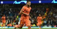 Nabil Fekir en Ligue des champions (1280x640) Oli SCARFF / AFP