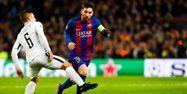 Verratti Messi