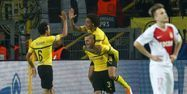 Borussia Dortmund-Monaco (1280x640) ODD ANDERSEN / AFP