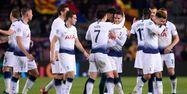 Tottenham qualifié pour les huitièmes sur le terrain du Barça (1280x640) Josep LAGO / AFP