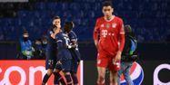 PSG Bayern Munich qualification Ligue des champions FRANCK FIFE / AFP