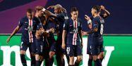 PSG Football Ligue des champions
