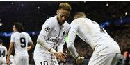 Neymar et Mbappé face à Liverpool (1280x640) Franck FIFE/AFP