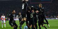 Les Parisiens ont validé leur ticket pour les huitièmes de finale de la Ligue des champions.