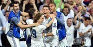 Cristiano Ronaldo buteur face au Bayern Munich (1280x640) GERARD JULIEN / AFP