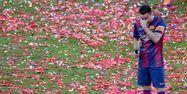 Xavi FC Barcelone Football JOSEP LAGO / AFP 1280