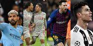 Ligue des champions quarts de finale City Liverpool Barça Juventus Photos AFP